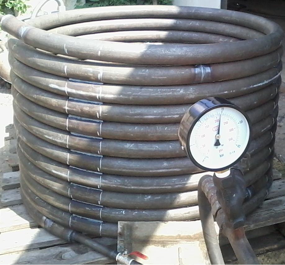 Zafa boiler DK2300/10