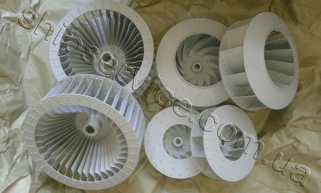 {:ru}fan impeller{:}{:en}fan impeller{:}