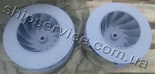 PCC 25/16 fan impeller