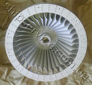 Крыльчатка вентилятора РСС 100/16